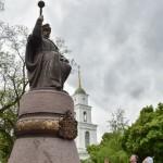 Пам`ятник Івану Мазепі