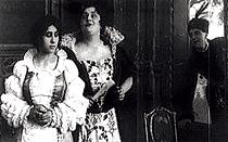 Кадри з фільму «Мазепа», 1914 рік