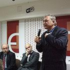 Книгарня «Є», презентація двотомника «Гетьман» (видавництво «Темпора»)