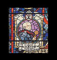 Молодожанин Л. (Лео Мол). Велика віражна робота «Мазепинська доба (1687–1709)», 1972–1977 р. Фрагмент