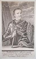 Бернігерот М. Іоанн Мазепа, 1706 р.