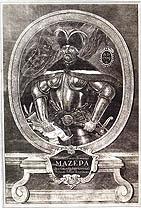 Масютин В. Портрет Івана Мазепи, 1933 р.