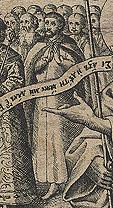 Тарасевич (?). Хрещення Христа (Chrystus w Jordanie). Перша пол. XVII ст.